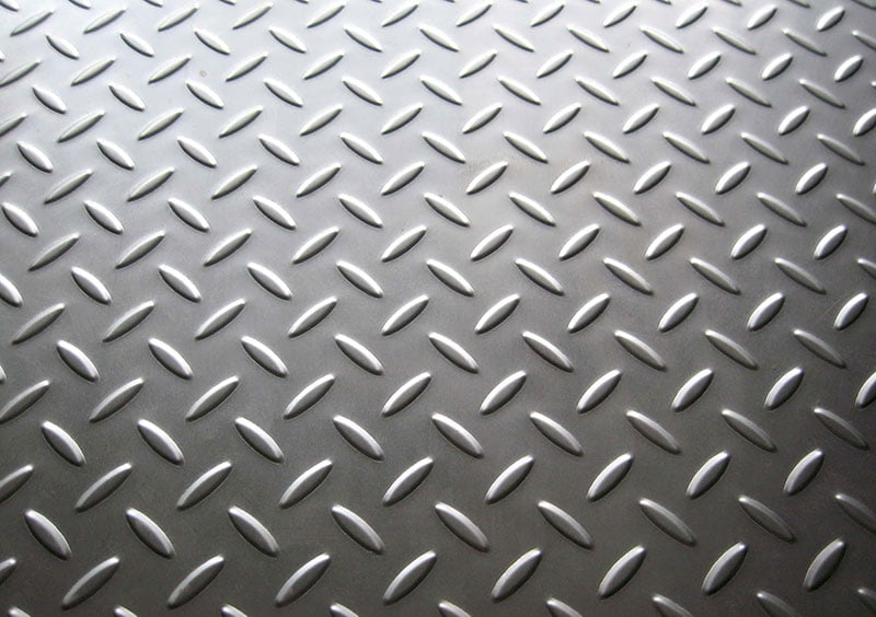 Stainless Steel Chequered Plates