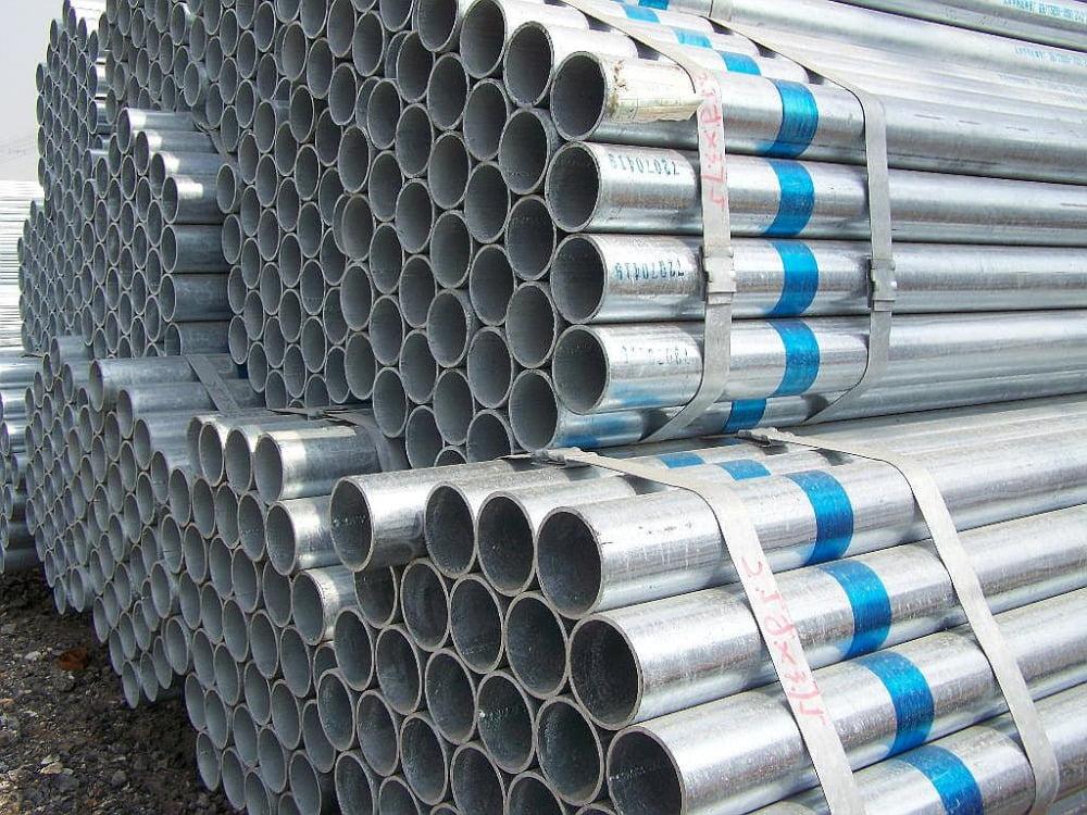 Galvanised Iron Pipes